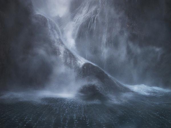 Vattenfall Nya Zeeland, uv-foto