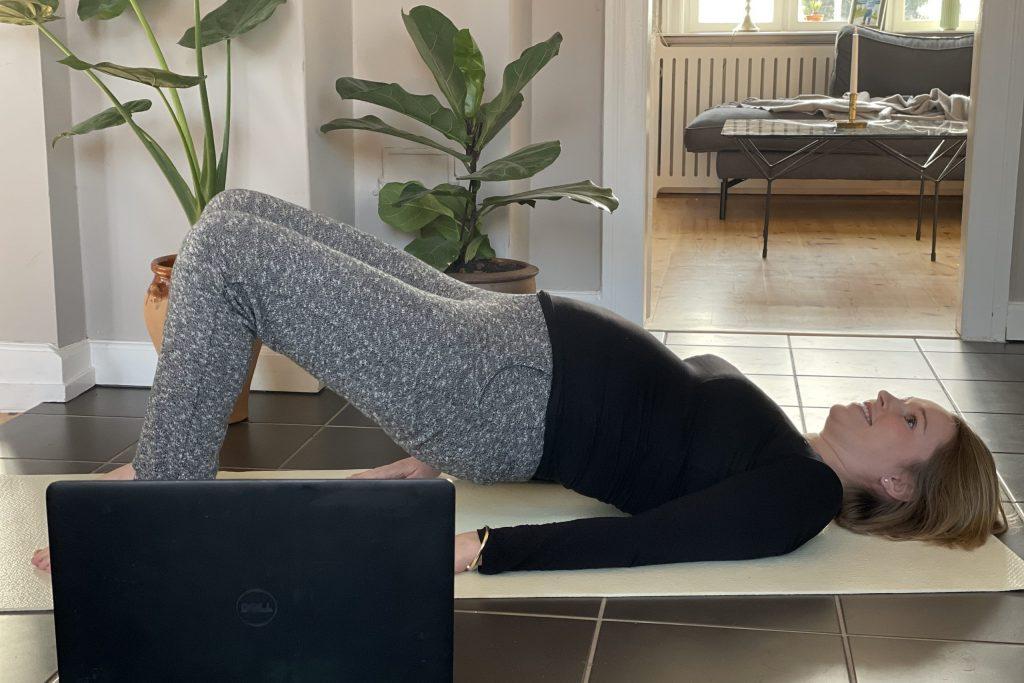 Gravidtræning