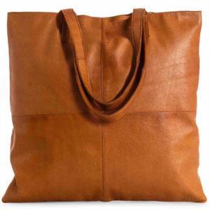 muud show taske large whiskey - ægte læder - pindeliv