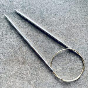 Addi kabler til addiclick strikkepinde -Find de fleksible og nikkelfri kabler her