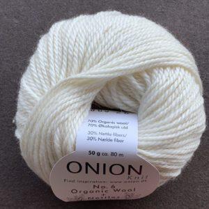 Onion - NO. 6 Organic Wool + Nettles