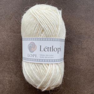 Lettlopi - White 0051