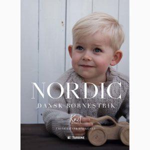 Nordic - Dansk børnestrik - opskriftsbog med strikkeopskrifter til børn. Inspireret af den nordiske børnemode - Pindeliv