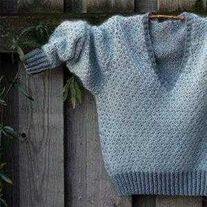 StrikkeKit - Spring Sweater - gepard - Pindeliv6