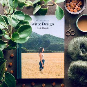 Witre Design - En strikkers år - opskriftsbog med smukke strikkeopskrifter fra Ida Wirak Trettevik