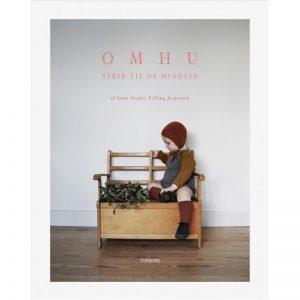 OMHU - Strik til de mindste - Opskriftsbog med strikkeopskrifter til børn