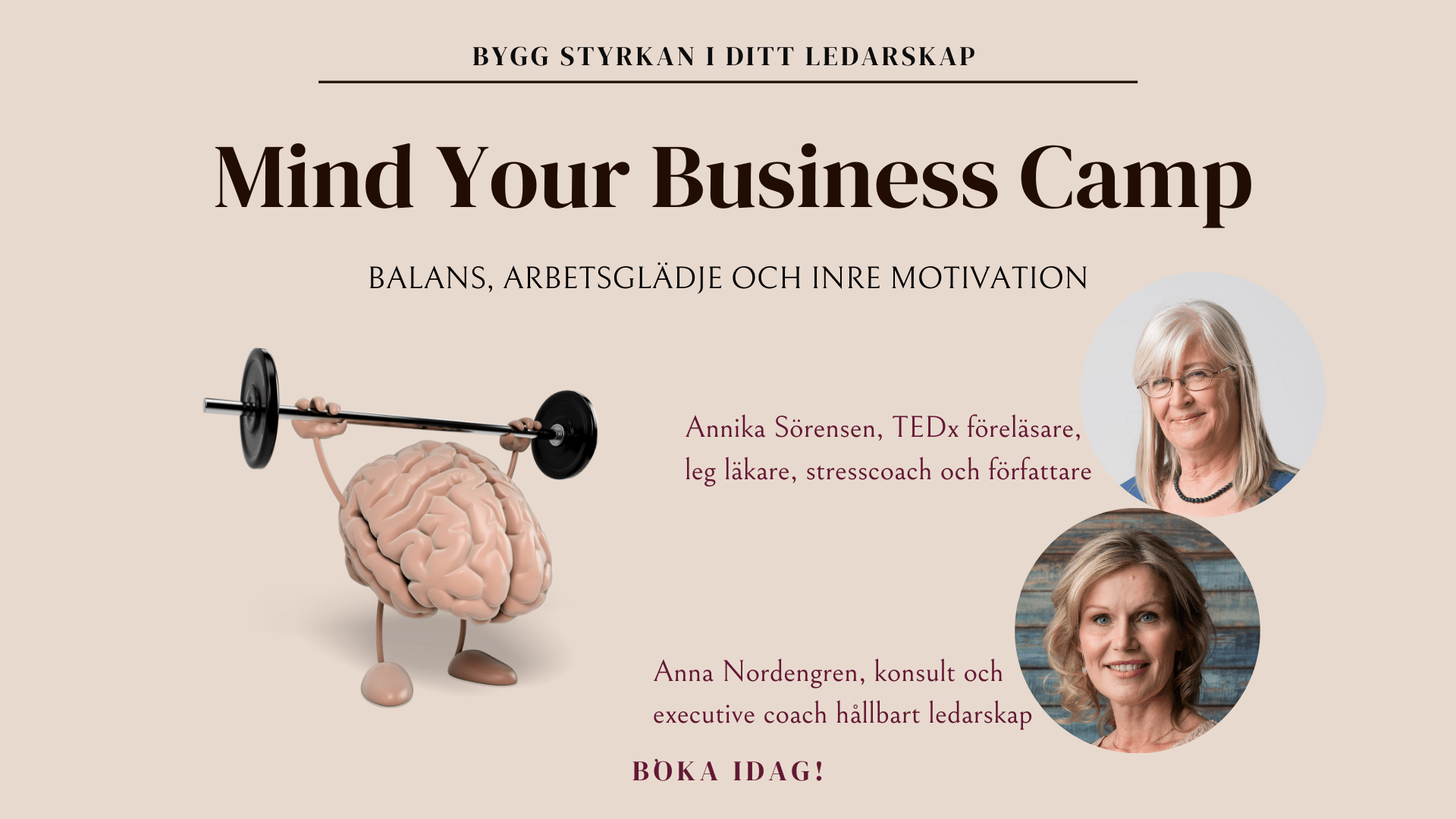 Mind Your Business Camp
