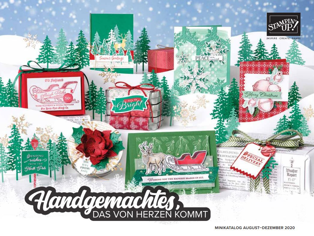 Mini-Katalog Herbst & Winter 2020