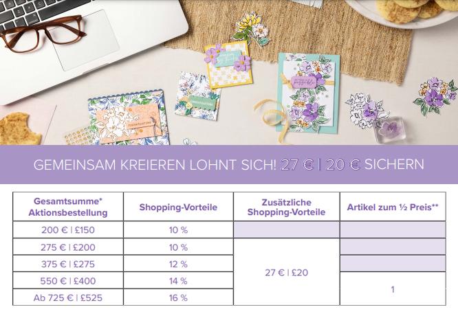 Mehr Shoppingvorteile bis 14. Juni 2021