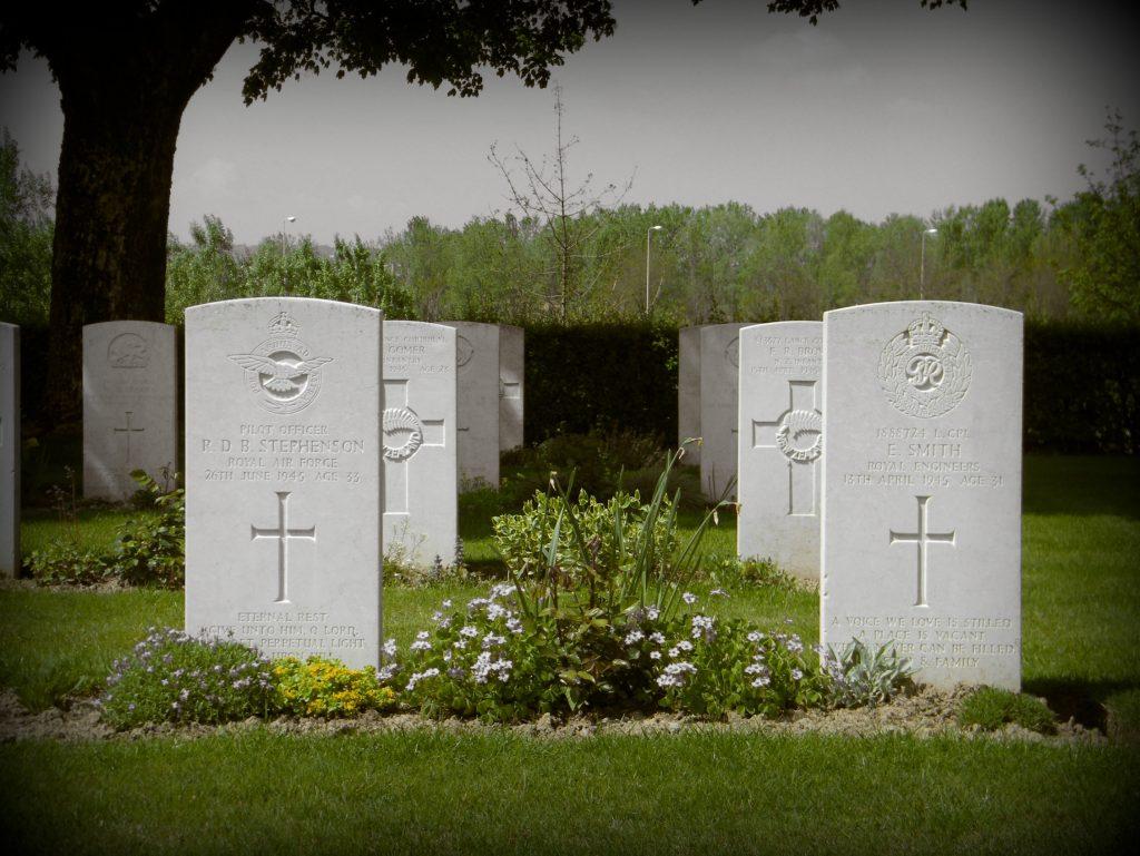 Cimitero di Guerra di Forlì