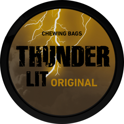 Thunder Lit Original Chew