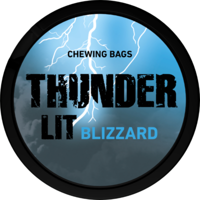 ThunderLit Blizzard Chew