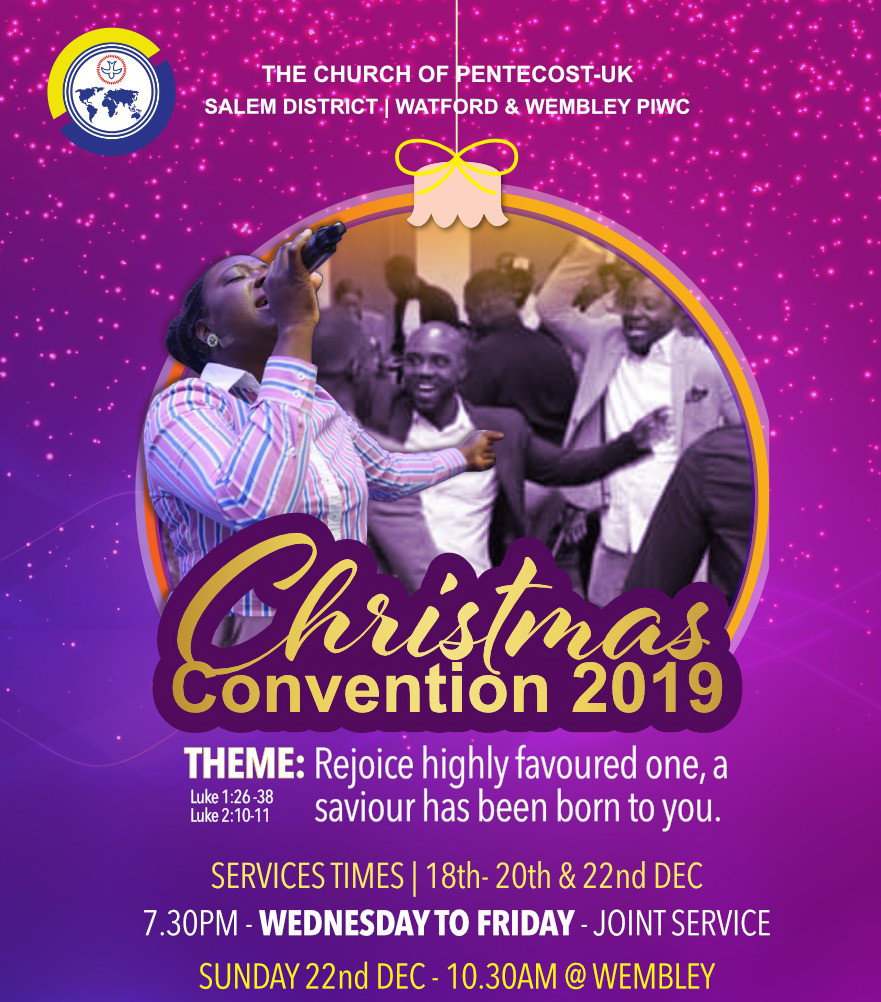 christmas convention 2019