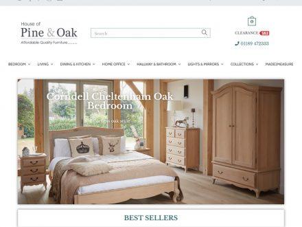 HOPO Furniture Site