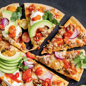 Mexikaniska Pizzor