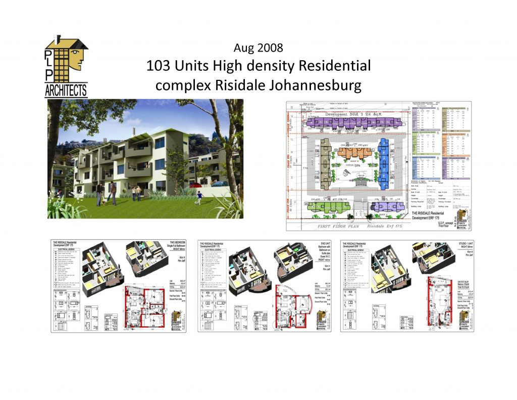 High Density Residential