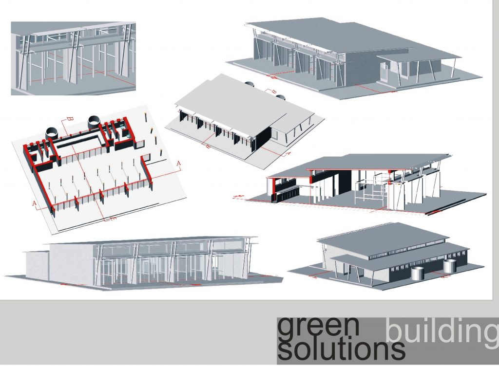 GOING GREEN ECO CENTRE - GREEN SOLUTIONS BUILDING 2