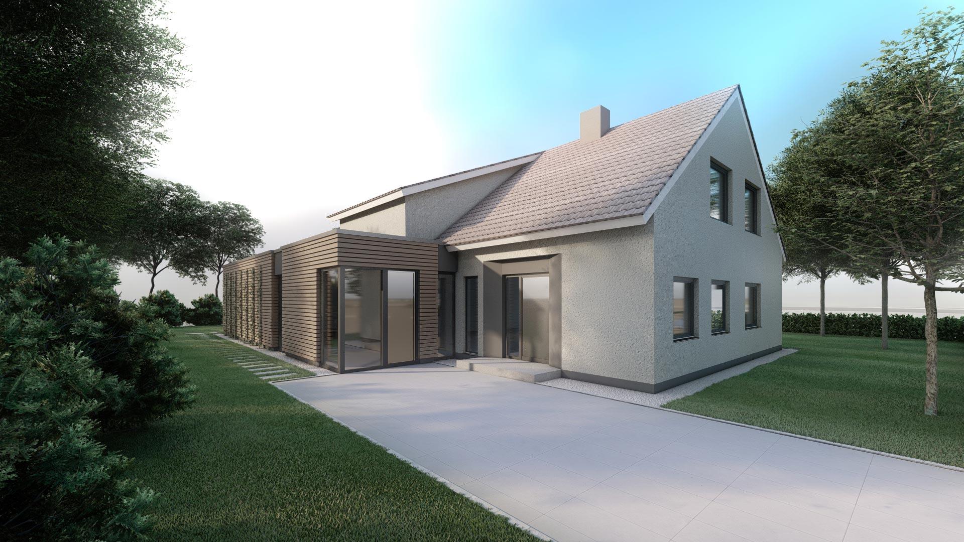 Einfamilienhaus Halle (Westf.)