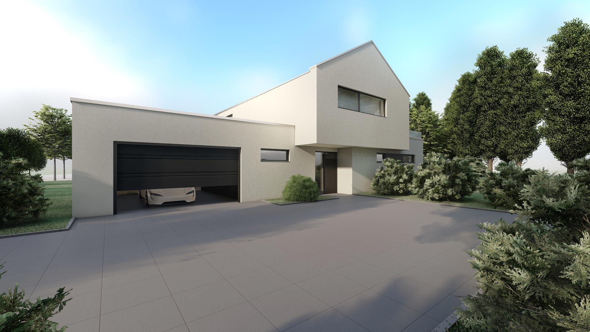 Einfamilienhaus Bielefeld II