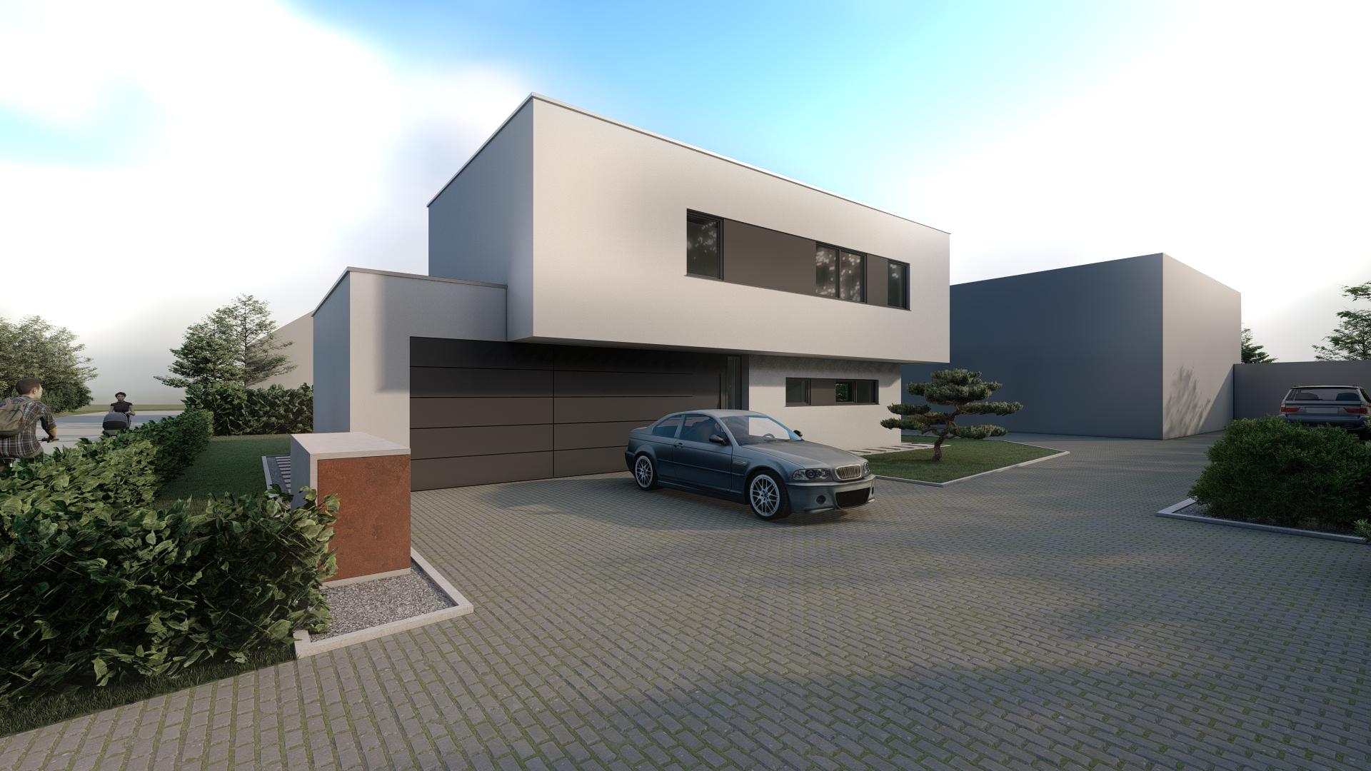 Einfamilienhaus Bielefeld I