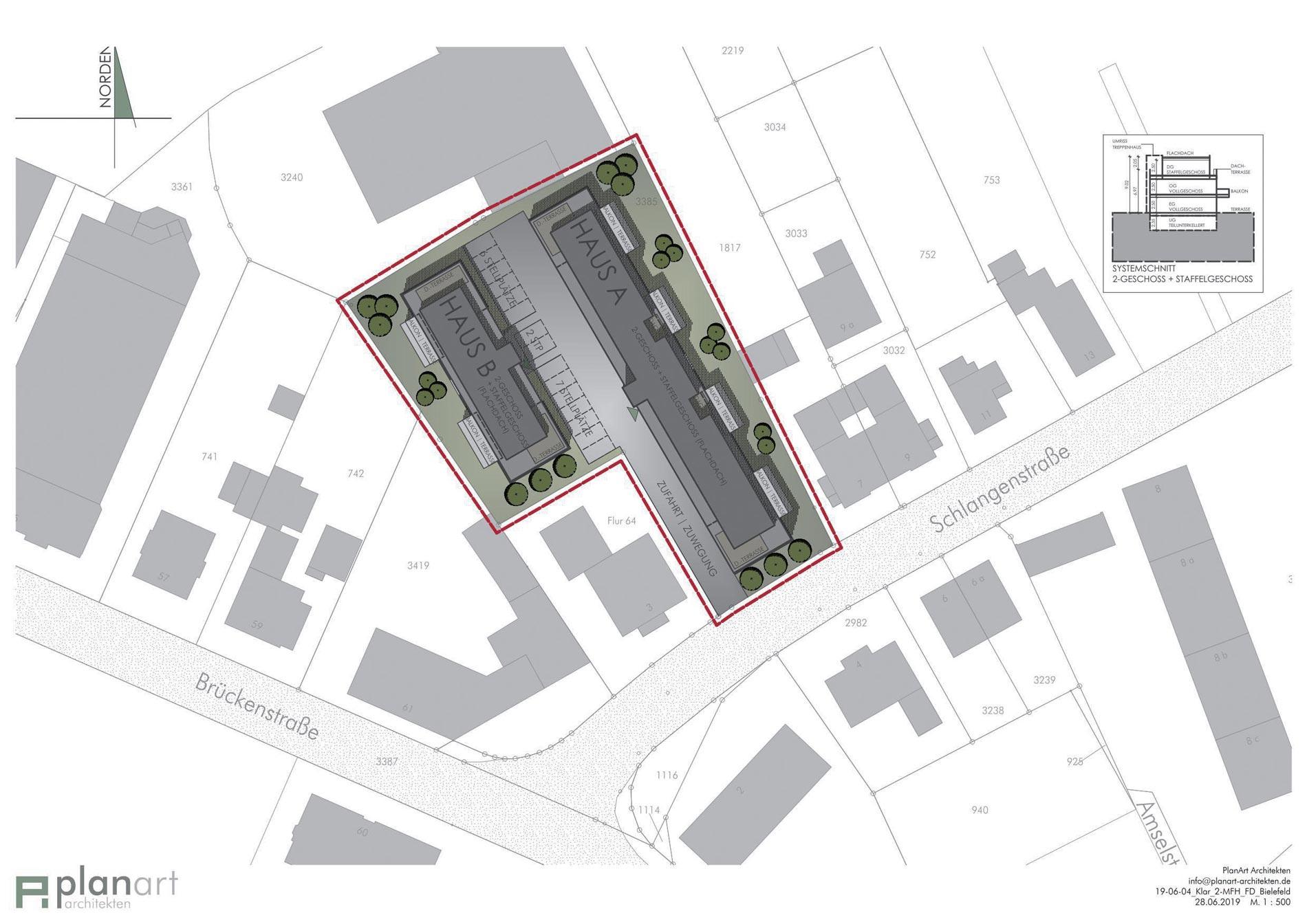 Wohnungsbau Bielefeld