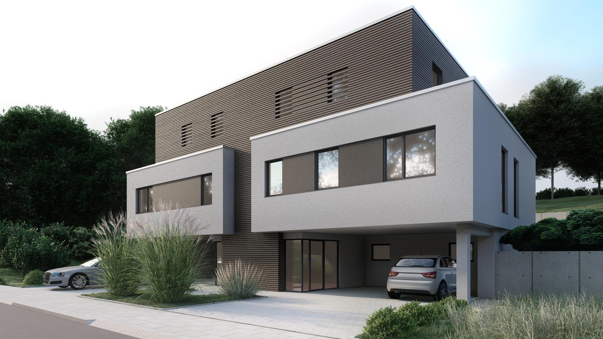 Zweifamilienhaus Bad Driburg