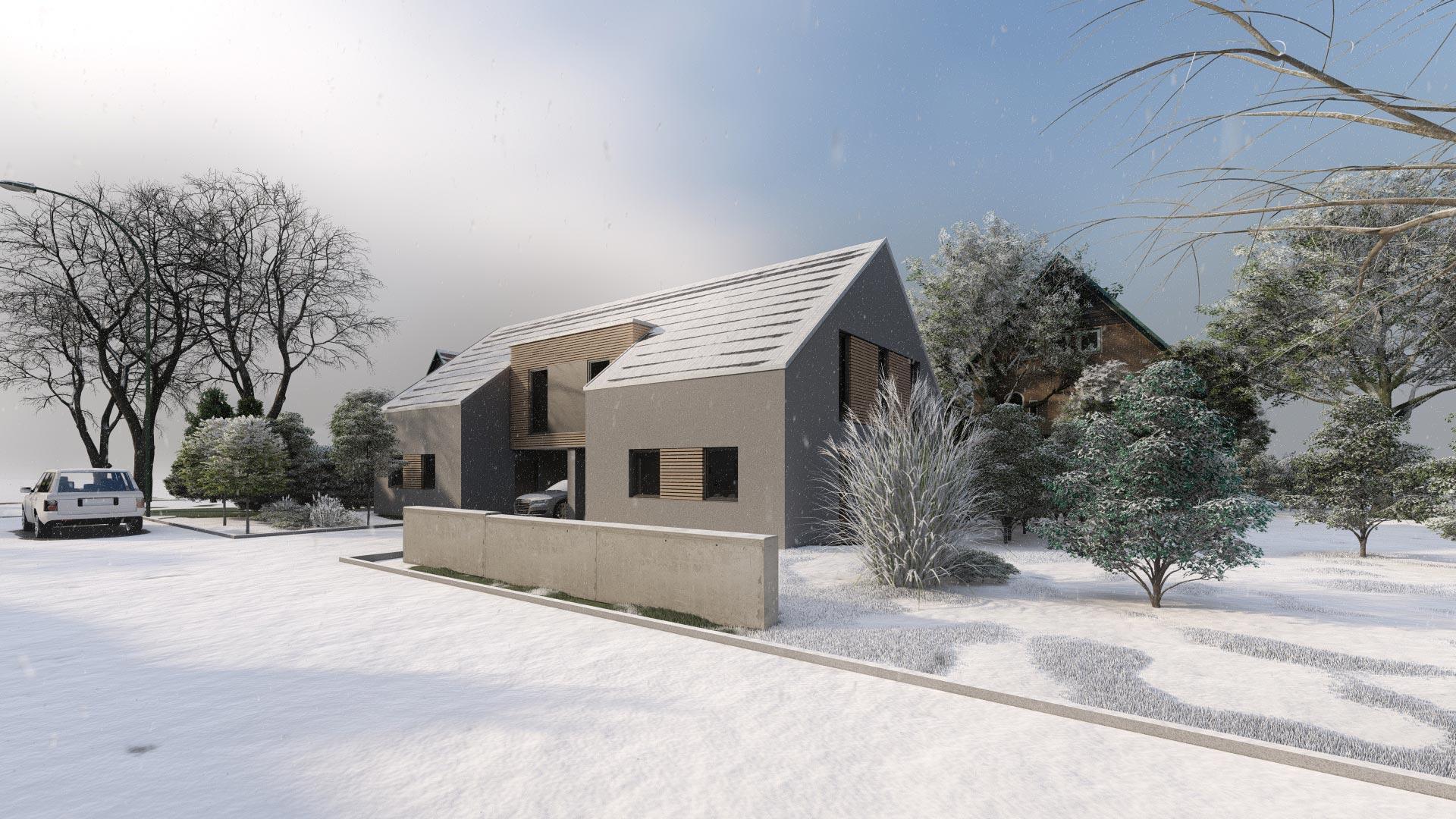 Zweifamilienhaus Gehrden