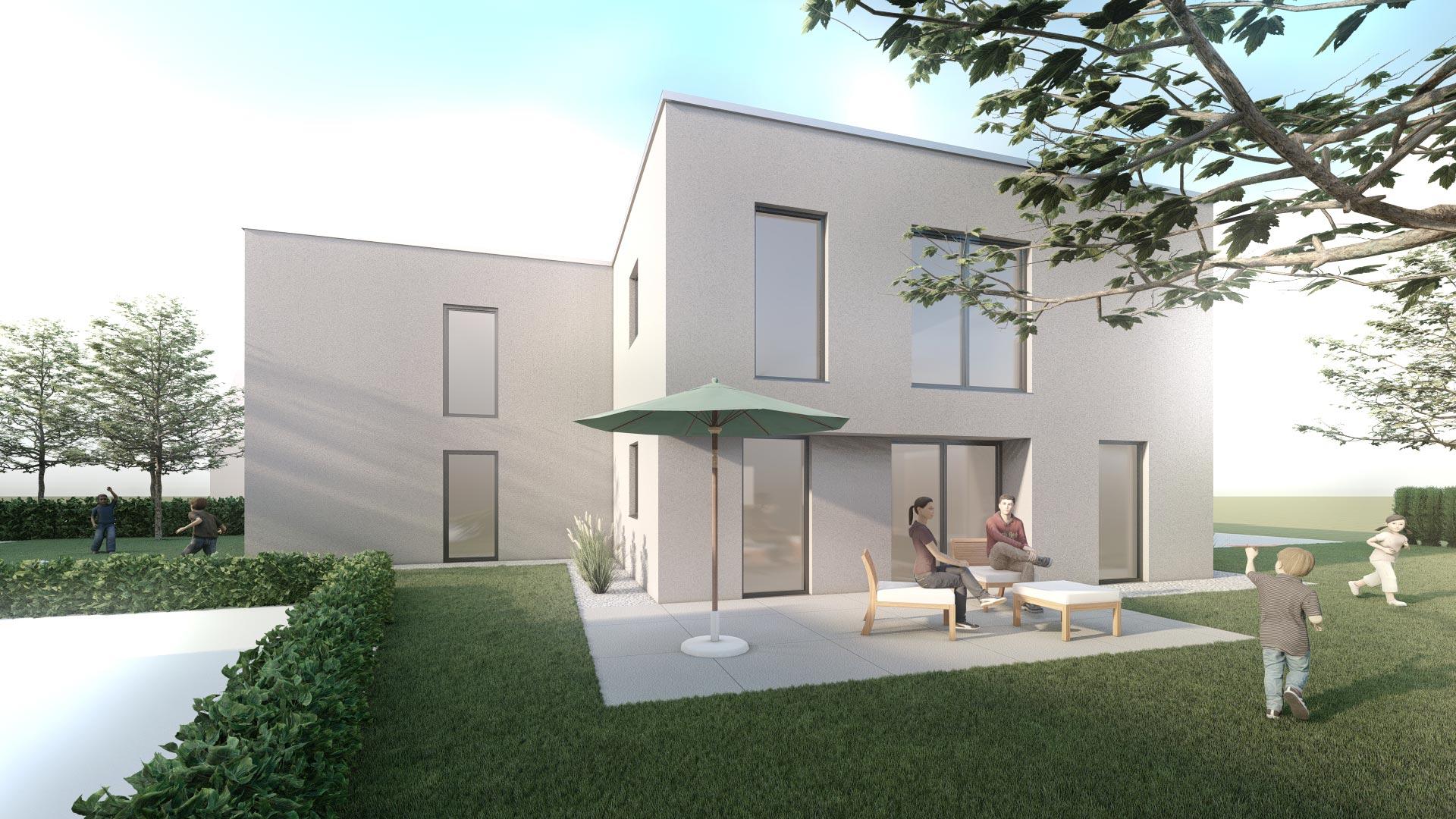 Zweifamilienhaus Steinhagen