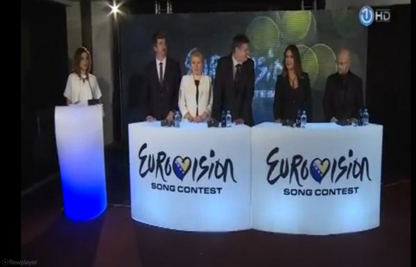 bosnia esc2016