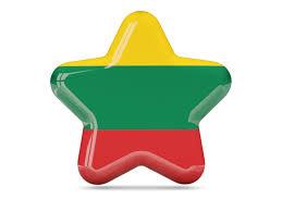 flag lituania