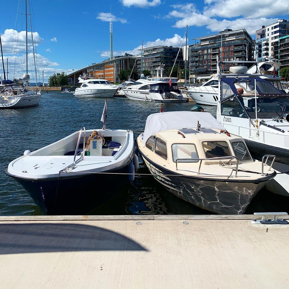 Pirate Rentals båter