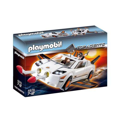 Playmobil Top Agents 4876 soirtsvigb