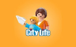Playmobil City Life aflang