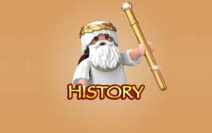 Playmobil History legetoej aflang