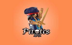 Playmobil pirater legetoej aflang