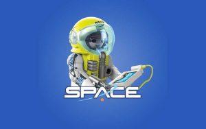 Playmobil Space legetoej aflang
