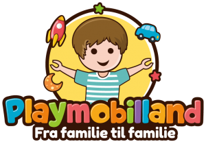 Transparent Playmobilland logo