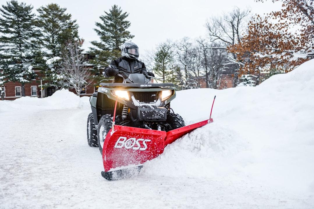 Schneepflug – The Boss ATV-min