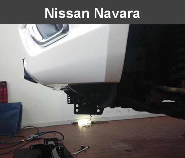 Nissan Navara Schneeschild Streuer-min