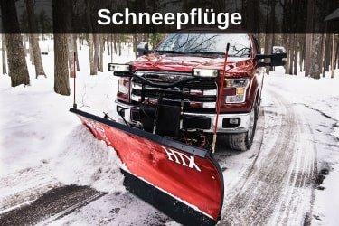 Schneeschild - Schneepflug