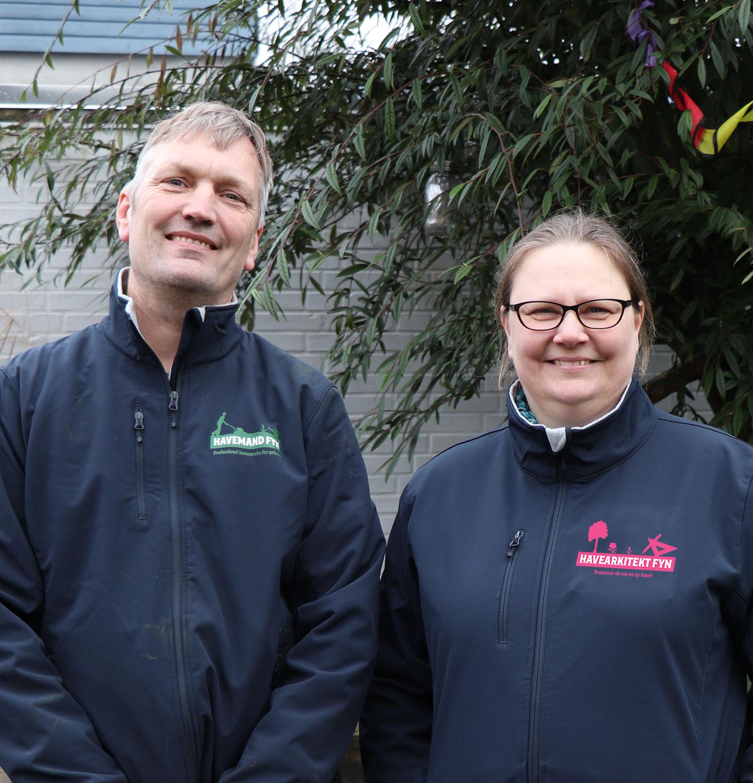 Lene og Peter Ditlevsen