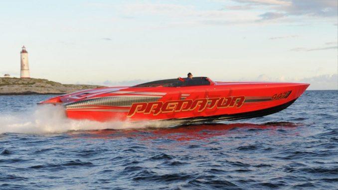 Predator 447 har 2700 hk, men du kan få den vanvittige 3300 hk