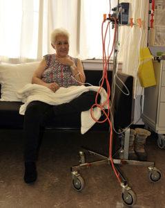 cancerbehandling i grønland