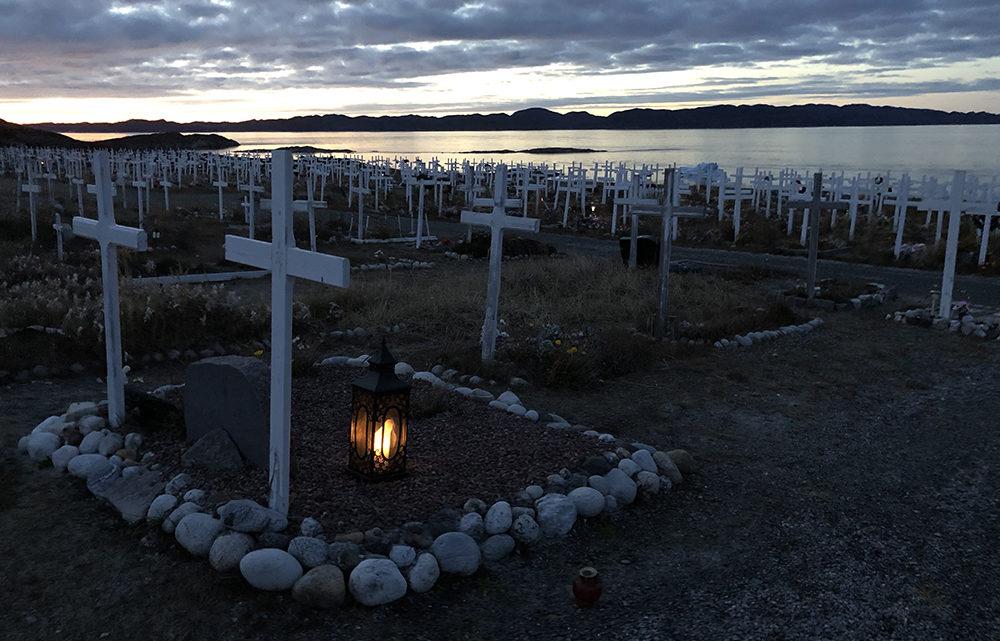 sorg i grønland