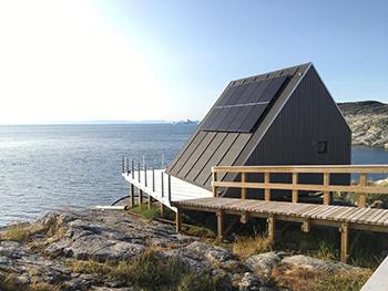 Mon fremtidens arkitektur vil lade sig inspirere af de inuitiske sagn og myter (foto: Asta Mønsted).