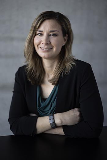 Arctic Hub's sekretariatsleder Anna-Sofie Skjervedal