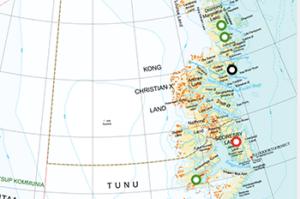 Tema Østgrønland