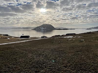 Upernaviarsuk, vinter 2021 (foto: Natuk Lund Olsen).