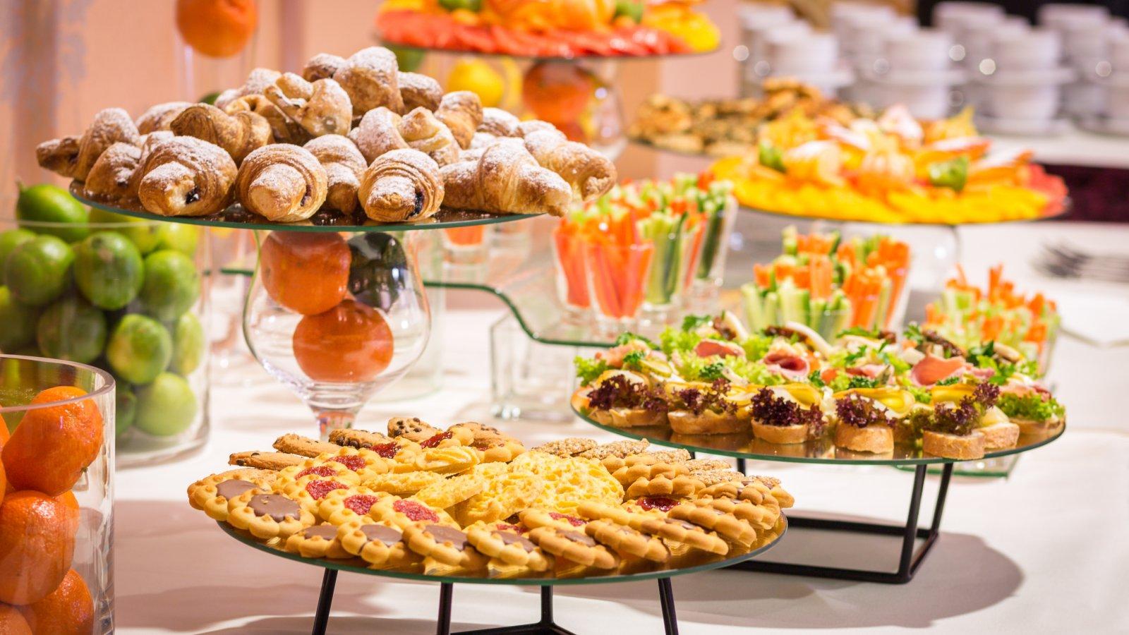 Hotell Aurora frukost