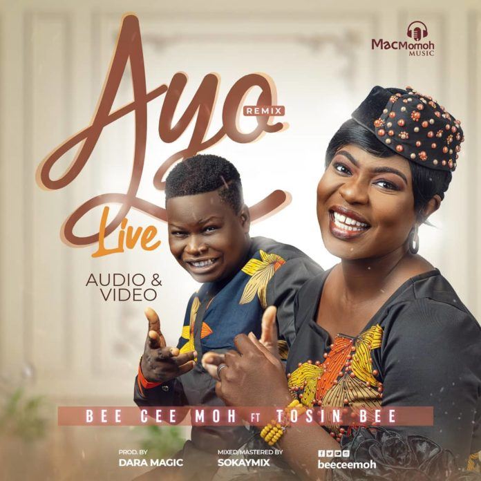 Ayo (Remix) Bee Cee Moh Feat Tosin Bee